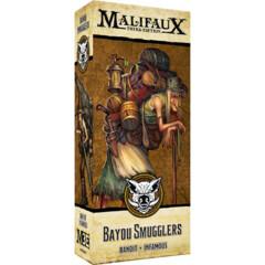 WYR23625 Malifaux 3E: Bayou - Bayou Smugglers