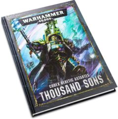 (43-09) Thousand Sons Codex