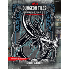 Dungeons and Dragons 5th Edition Dungeon Tiles Dungeon
