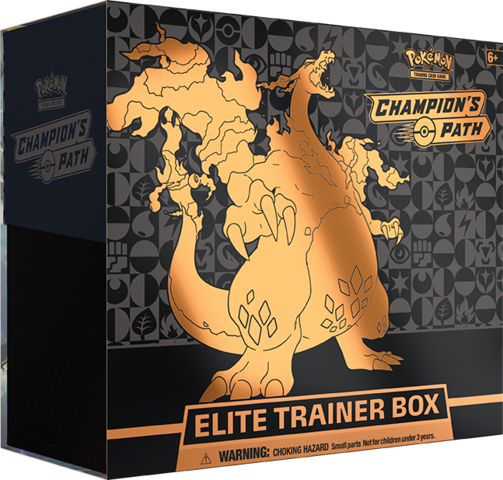 Champions Path Elite Trainer Box