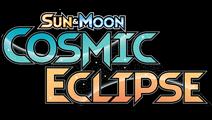 Sun & Moon - Cosmic Eclipse - PTCGO Code Card