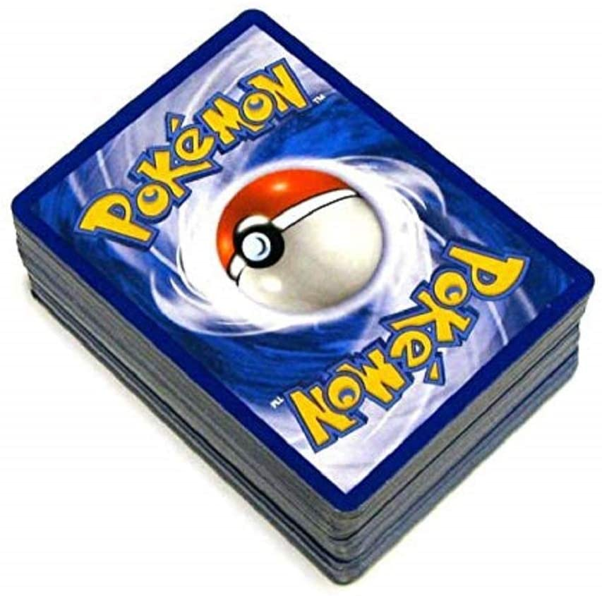 Pokemon 50 Assorted Cards