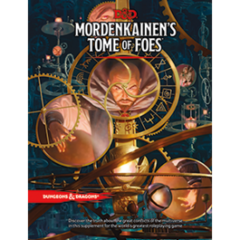 Dungeons and Dragons 5th Edition Mordenkainens Tome of Foes