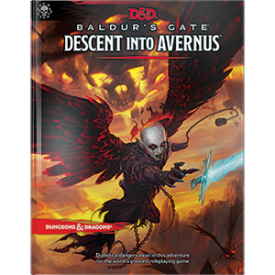 Dungeons and Dragons 5th Edition Baldurs Gate: Descent into Avernus