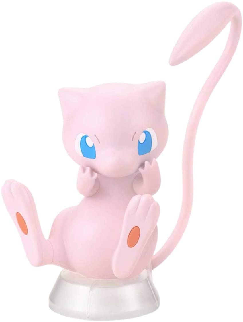 Pokemon Model Kit Quick!! 02 Mew