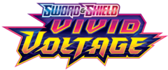 Sword & Shield - Vivid Voltage PTCGO Code Card