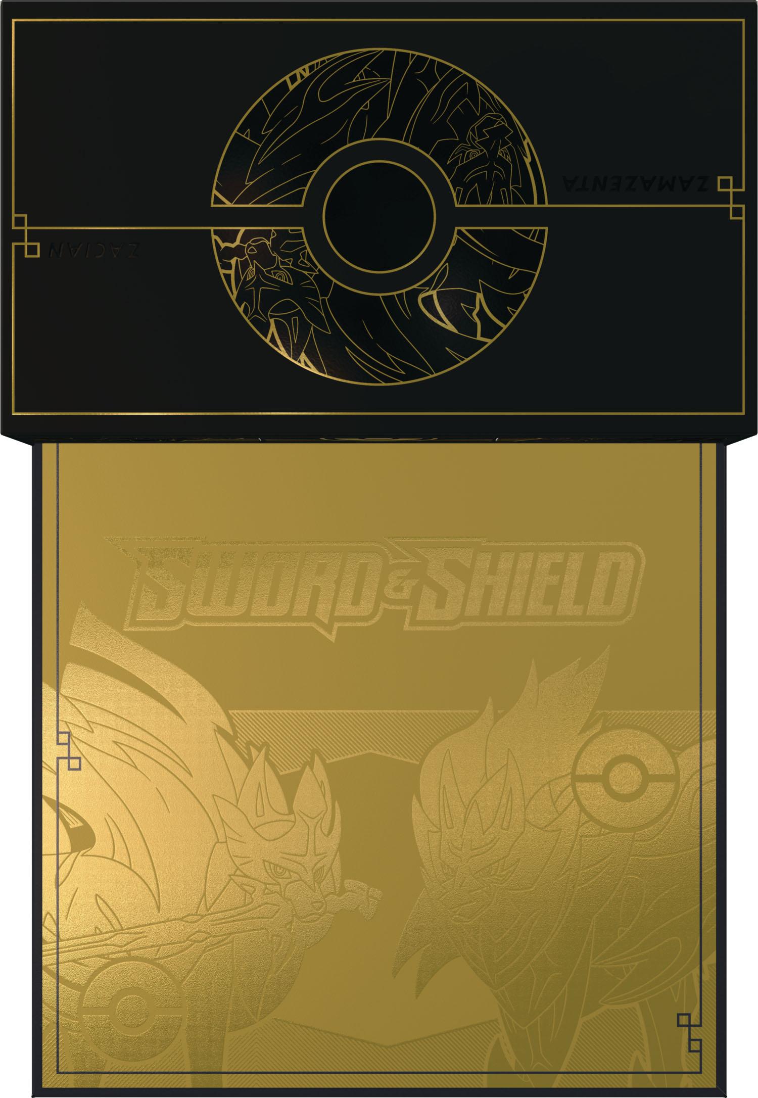 Sword & Shield Ultra Premium Collection