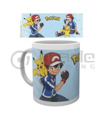 Pokémon Mug – Ash