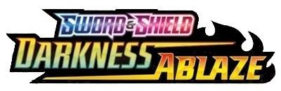 Sword & Shield - Darkness Ablaze Booster Case