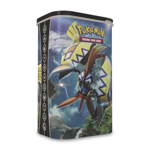 Pokémon TCG: Tapu Koko Deck Shield, 2 Booster Packs & 45 Energy Cards