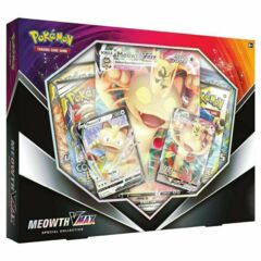 Meowth VMAX Special Collection International Edition