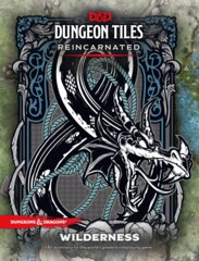Dungeons and Dragons 5th Edition Dungeon Tiles Wilderness