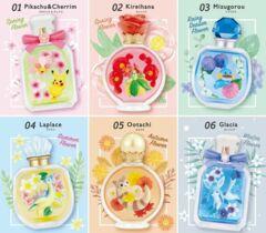 Re-ment Pokemon Petite Fleur Seasonal Flowers (6 Pcs Box)