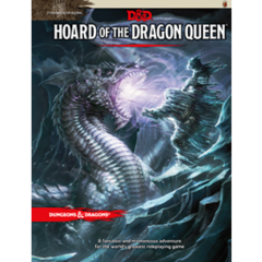 Dungeons and Dragons 5th Edition Hoard of Dragon Queen