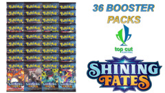 Shining Fates - Booster Box - 36 Loose Booster Packs