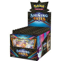 Shining Fates Mad Party Pin Collection Full Display