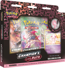 Champion's Path Pin Collection [Ballonlea Gym]