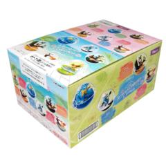Rement Pokemon Terrarium Collection ~ In The Season ~ Blind Box (Box of 6)