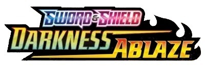 Sword & Shield - Darkness Ablaze - PTCGO Code Card