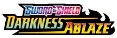 Sword & Shield - Darkness Ablaze - PTCGO Code Card