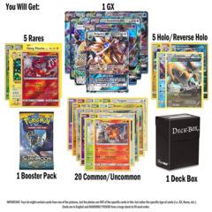 Top Cut Central - GX Pokemon & Deck Box Lot