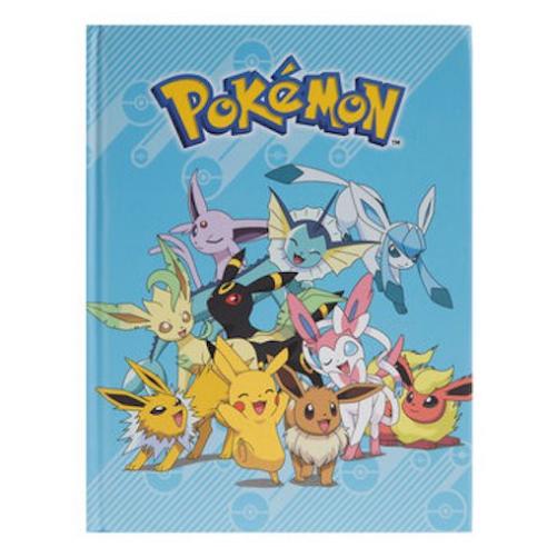Pokémon Notebook