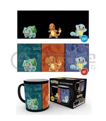 Pokémon Heat Reveal Mug – Evolve
