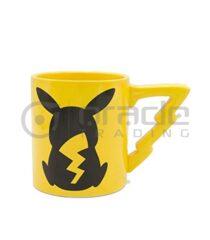 Pokémon Sculpted Mug – Pikachu