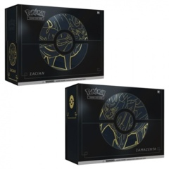 Sword & Shield Elite Trainer Box Plus - Zacian & Zamazenta