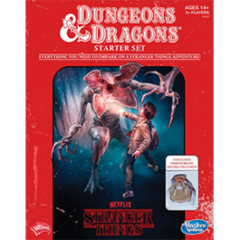 Dungeons and Dragons 5th Edition Stranger Things Starter Set