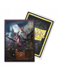 Dragon Shield - Box Of 100 - Halloween Art