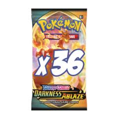 Darkness Ablaze Booster Bundle (36 packs) (Not a Booster Box)