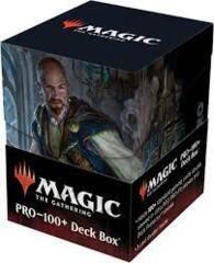 Ultra Pro: D&D Adventures in the Forgotten Realms 100+ Deck Box - Mordenkainen
