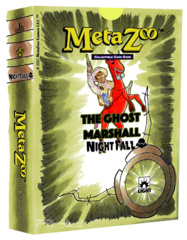 Nightfall Theme Deck 1st Edition: The Ghost Marshall