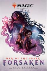 War of the Spark: Forsaken - Novel