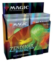 FRENCH - Zendikar Rising Collector Booster Box