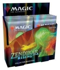 FRENCH - Zendikar Rising Collector Booster Box