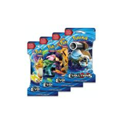 Evolutions Sleeved Booster Pack