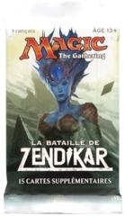 Battle for Zendikar Booster Pack - Français