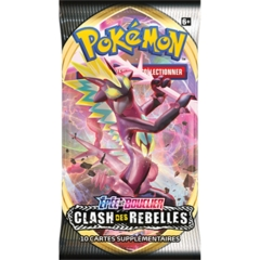 Sword & Shield - Rebel Clash Booster Pack (FRANÇAIS)
