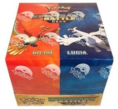Legendary Battle Deck -  Ho-Oh & Lugia (Display)