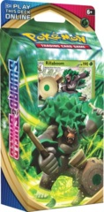(FRANCAIS)  Sword & Shield - Base Set Theme Deck - Rillaboom