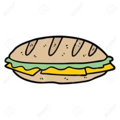 9901 - Sandwich