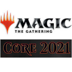 FRENCH - Core Set 2021 Booster Case (6 Boxes)