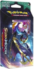 (FRANCAIS)  Sun & Moon - Guardians Rising Theme Deck - Lunala