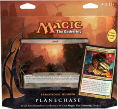 Planechase Game Pack 2012 - Primordial Hunger