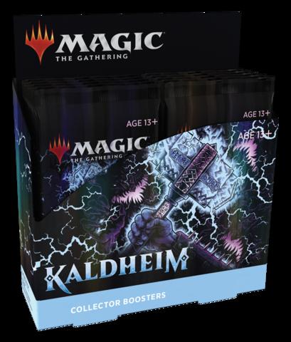 Kaldheim Collector Booster Box (12 Packs)