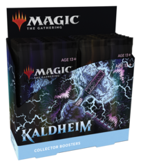Kaldheim Collector Booster Box (12 Packs)