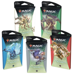 Zendikar Rising Theme Boosters (Set of 6)