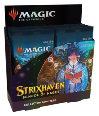 Strixhaven: School of Mages - Collector Booster Box